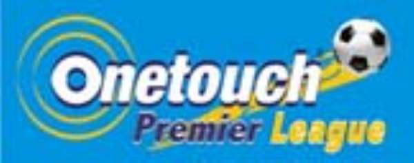 Standings of the Onetouch .Premier League