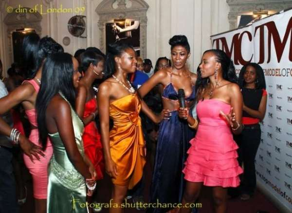 Top Model of Colour finalists selected for finale in The Gambia
