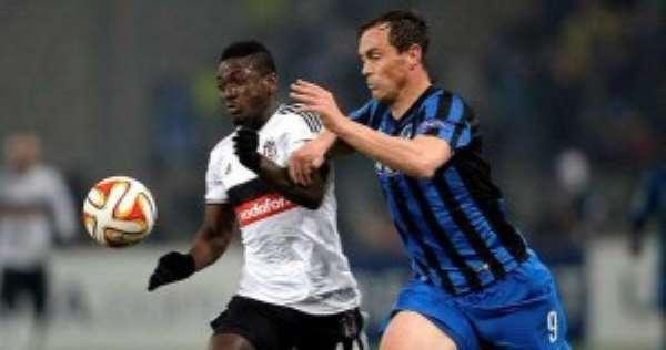 Opare has returned to the starting team of Turkish giants Besiktas