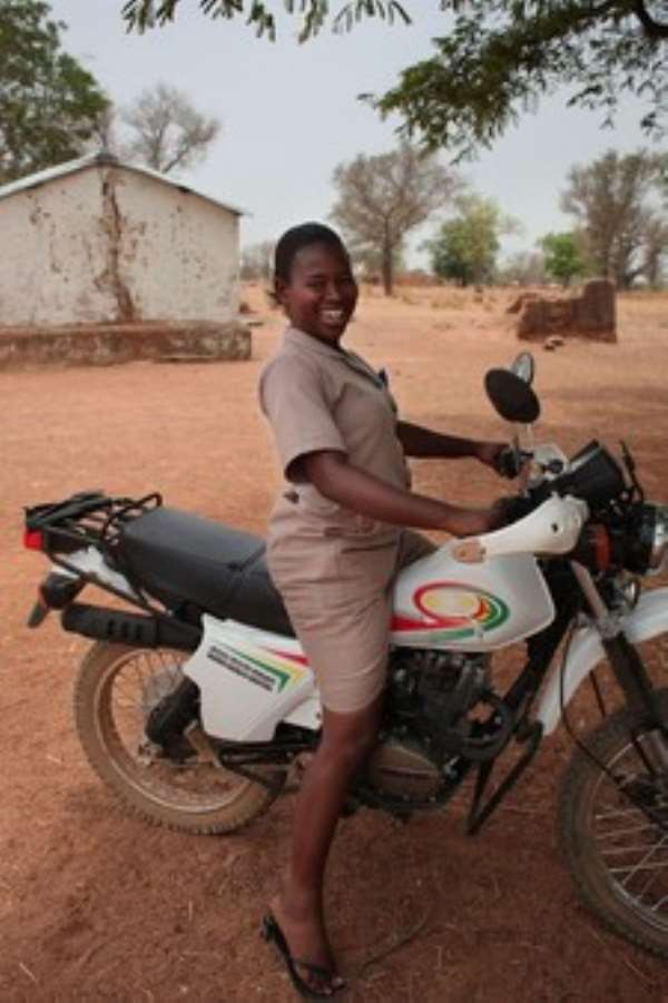 Ban on motorbike riding in Bawku affecting health delivery