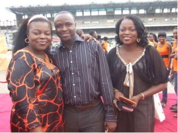 how Funke Akindele (Jenifa), Ruined Femi Adebayo's Marriage