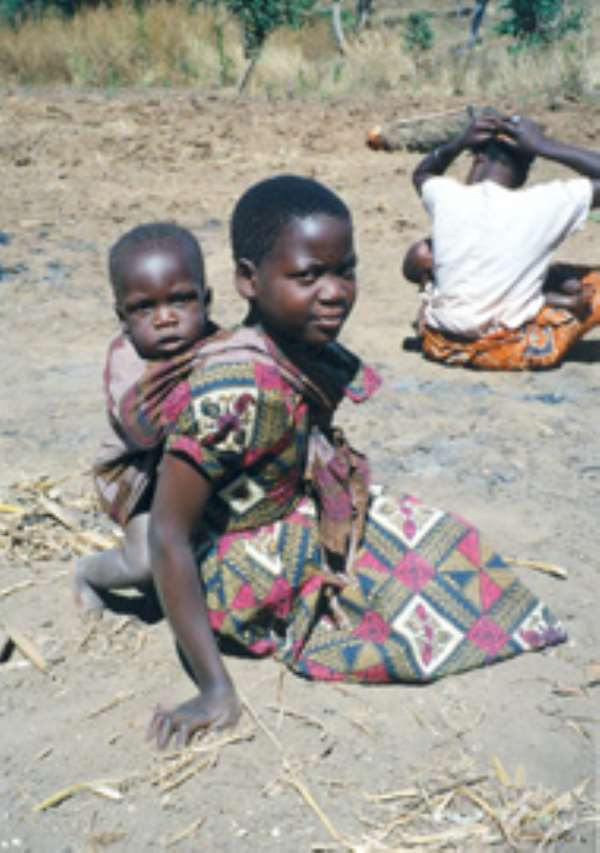 Securing the Future of Orphans in Ghana