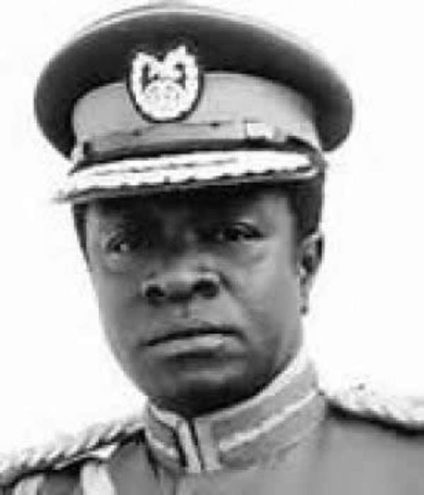 District Assembly to honour Kutu Acheampong with Police headquarters