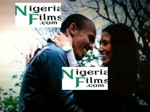 Osaze Odemwingie Steps Out With Lover, Sarah Michael