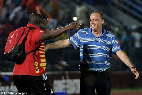 Grant assures Ghanaians of improved Black Stars before Afcon qualifiers