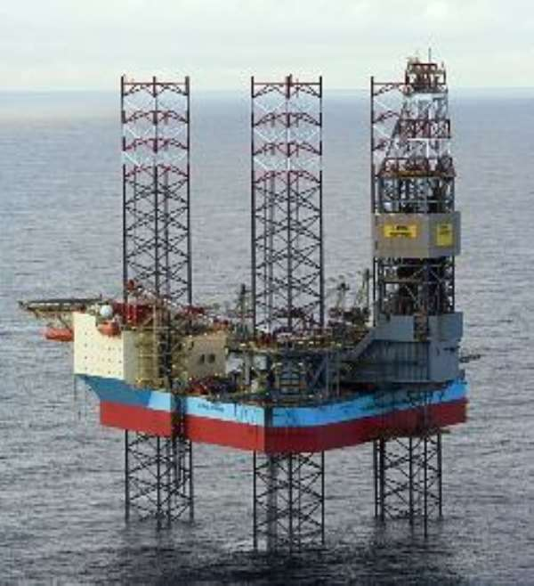 Ghana to rake in one billion dollars from gas annually