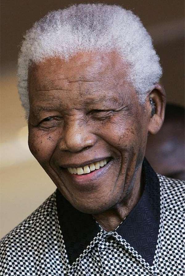 Condolence To The Extraordinary Person, Nelson Mandela