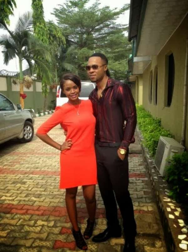 """ I only invited her for my video and hosted her""-Flavour Debunks Dating BBA Dillish"