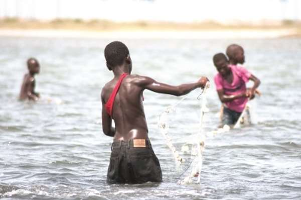 Building A Holistic Resilient Ghana Free From Child Labour: A Personal Story