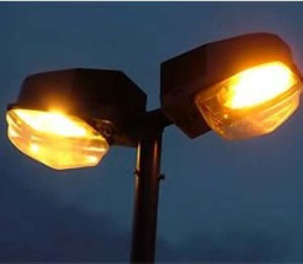 Police announce GHs10,000 reward for info on street light thieves