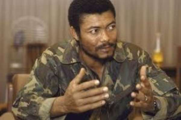 As charismatic as Rawlings