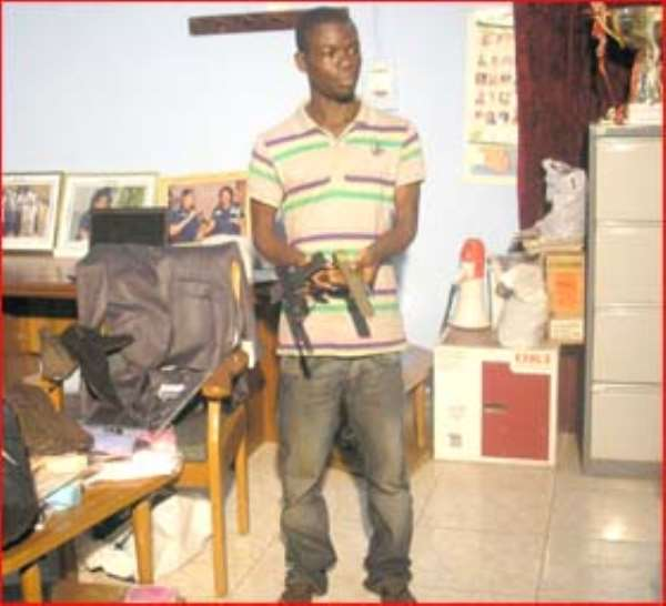 Raymond Akwesi Sarfo