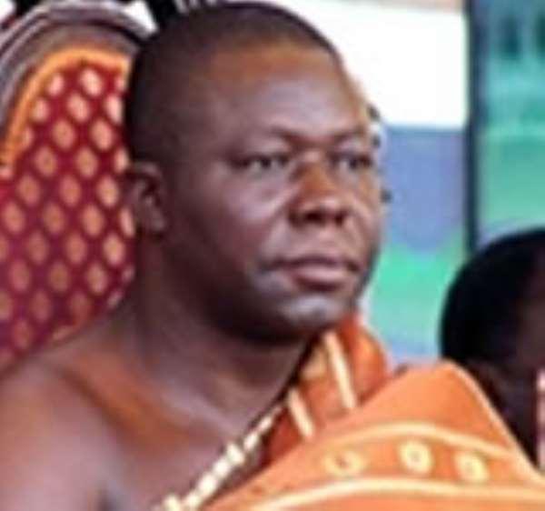 Asantehene celebrates Special Akwasidae