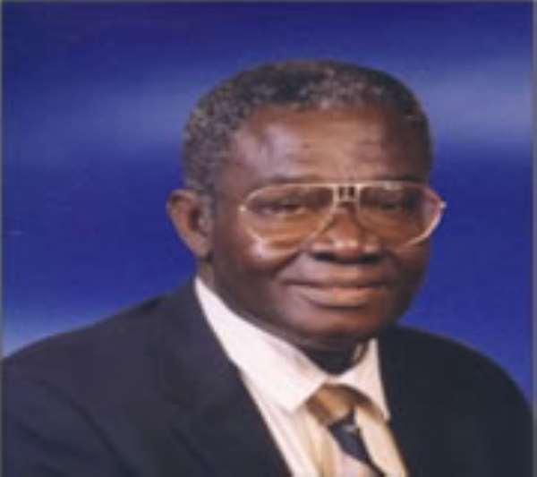 P.C. Appiah-Ofori, MP for Asikuma-Odoben-Brakwa