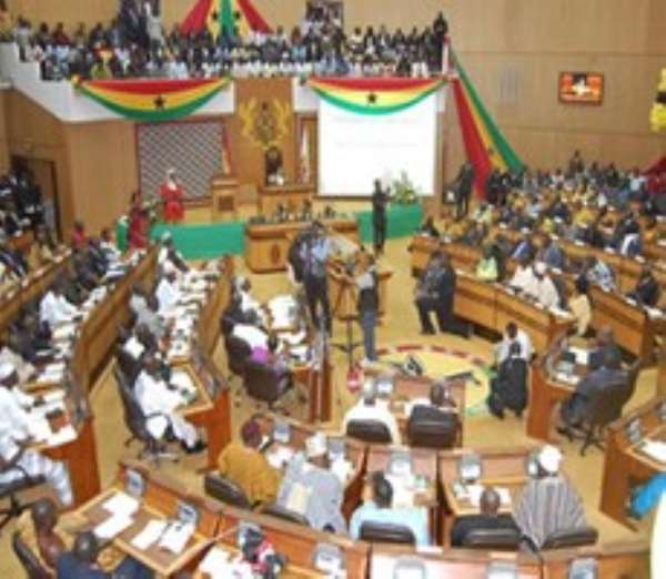 Parliament resumes Tuesday
