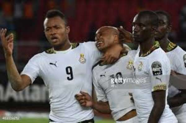 It will be difficult for Andre Ayew to win the CAF award - Ex Black midfielder Mohammed Gargo