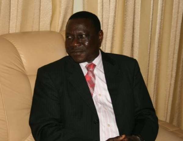 John Tia files nomination to contest Talensi Constituency