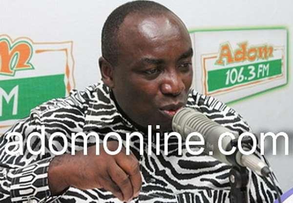 Vile propaganda in NPP must stop - Kwabena Agyepong