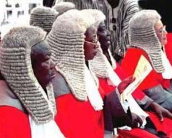 Nana Akufo Addo Trial Test To The Laws (JUDGES) In Ghana