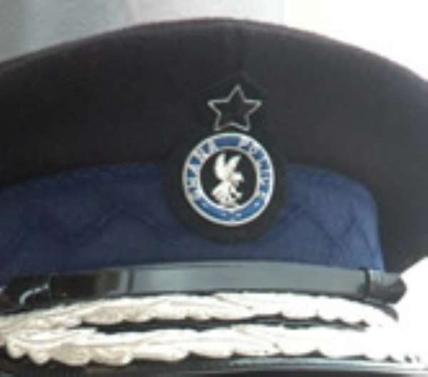 Alleged armed robber arrested at Korle-Bu Teaching Hospital