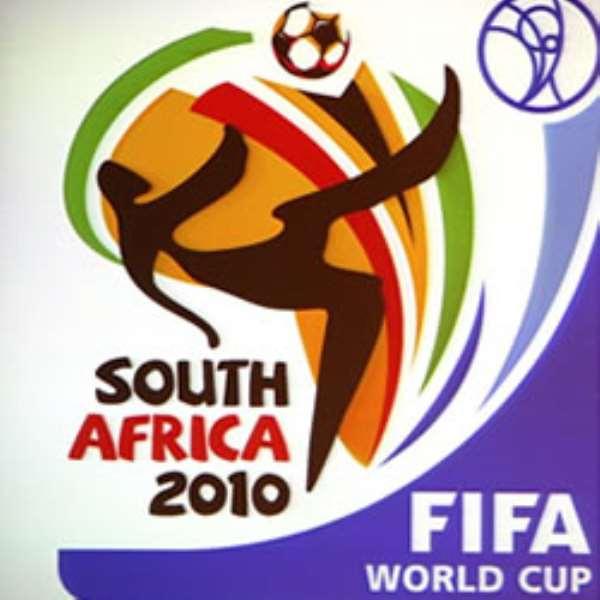 2010 World Cup: Ghana vrs Mali