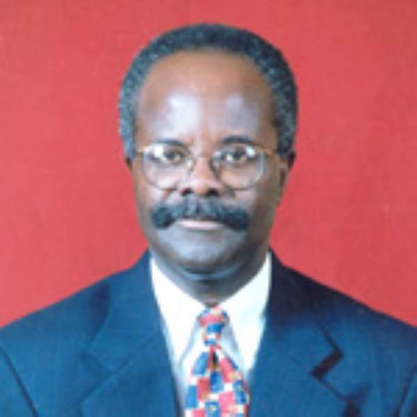 Dr Paa Kwesi Nduom, Minister for Public Sector Reforms