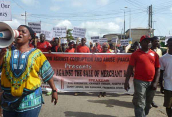 Demo Rocks Cape Coast