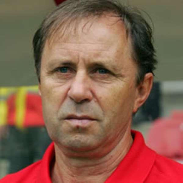 Milovan Rajevac Cannot do 'Foko' to Essien & co