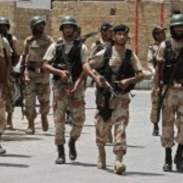 Militant Group Raids Pakistan Schools