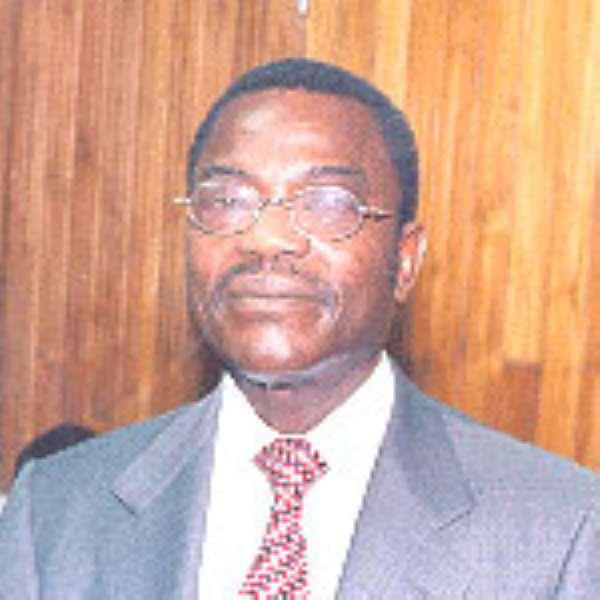 Bank of Ghana Governor, Dr Paul Acquah