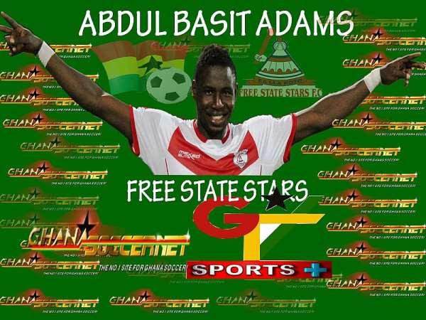South African-based striker Abdul Basit wins GSN-GTV SportsPlus Player of the Week Award