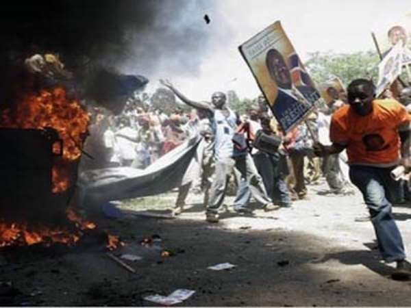 ELECTORAL VIOLENCE IN AFRICA…Causes; Implications And Solutions