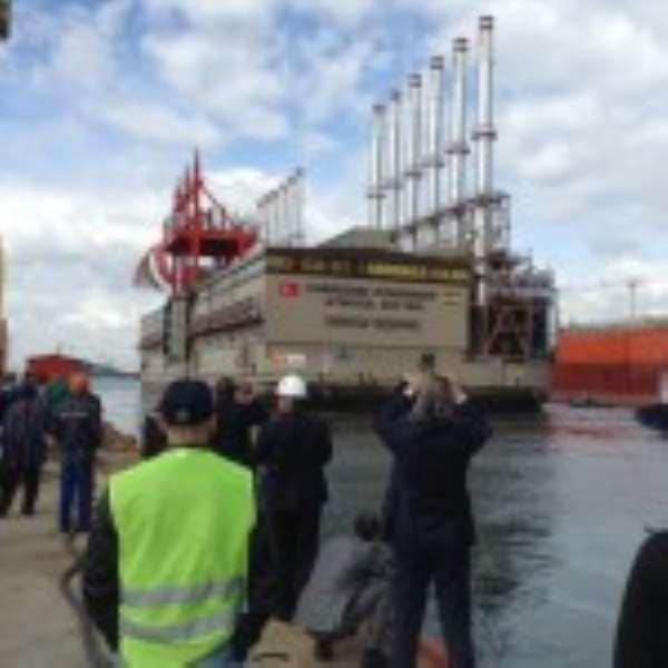 Karpower Barge Begins Production