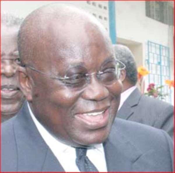 Akufo-Addo's Job-For-The-Boys Political Criminality To Destroy Ghana Further