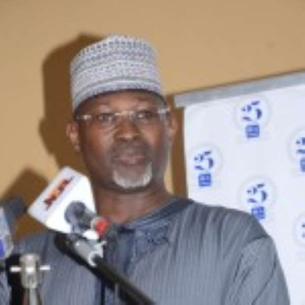 Jinx Of African Elections; THE JEGA MODULE