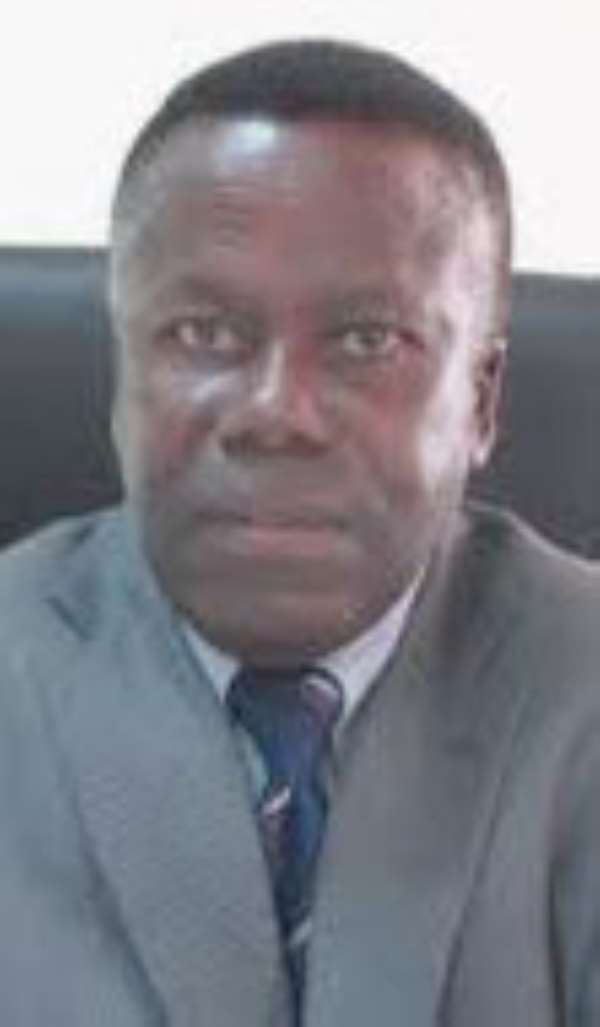Professor Ohene Adjei, KATH CEO