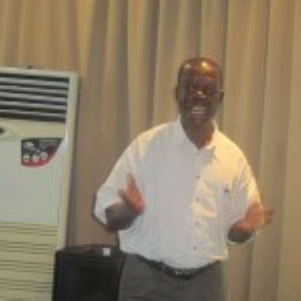 Prof. Seth Opuni Asiamah