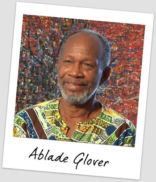 ABLADE GLOVER - THE BLACK STARS OF GHANA