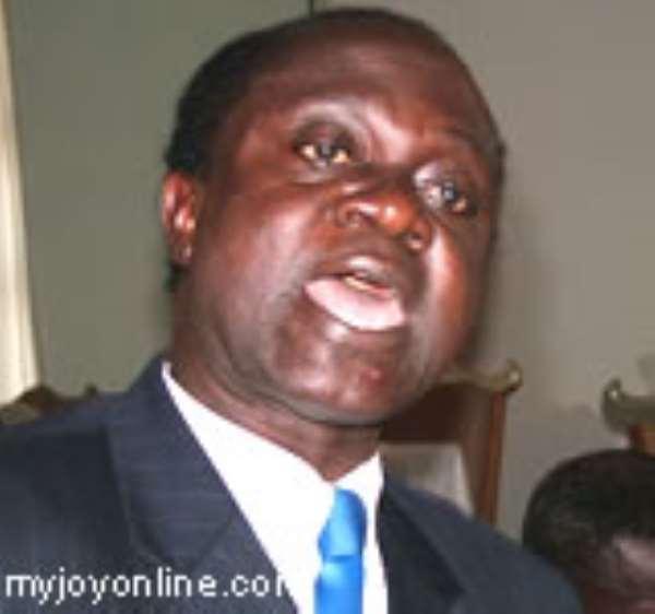 Prof. George Gyan Baffour