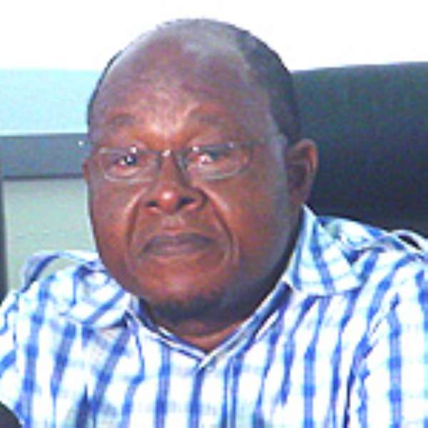 Minister for Communications, Professor Mike Oquaye