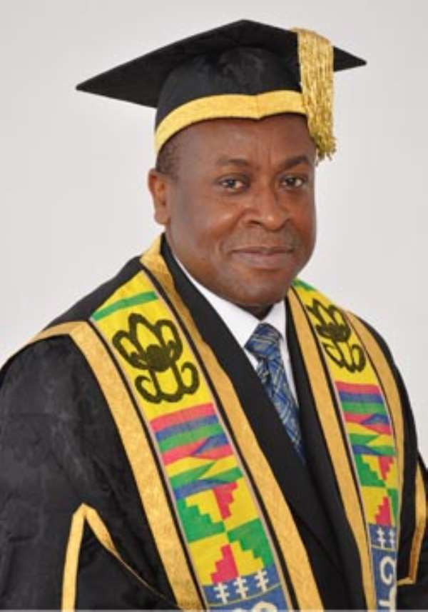 Professor E. Kweku Osam