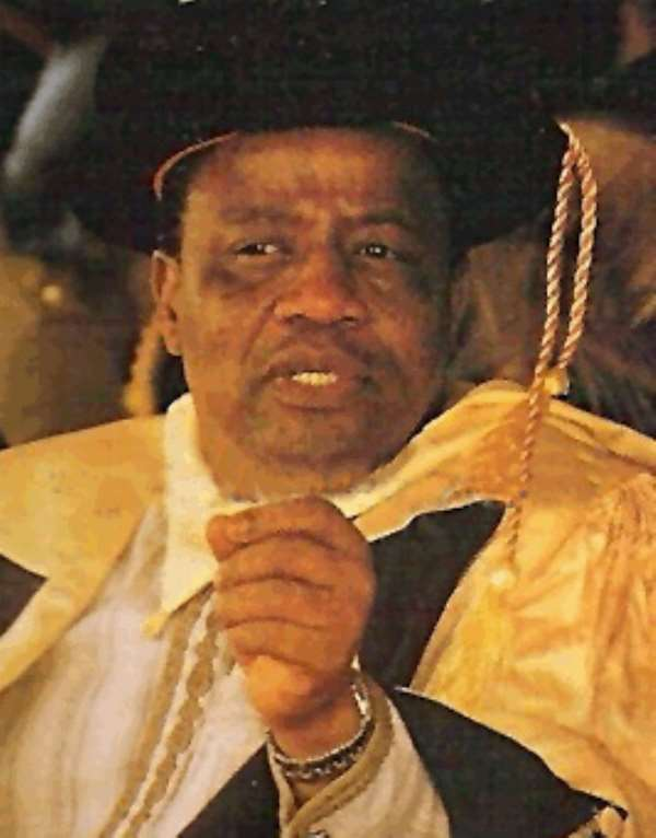 BABANGIDA WILL BE OUR NEXT PRESIDENT -  MARK MY WORD