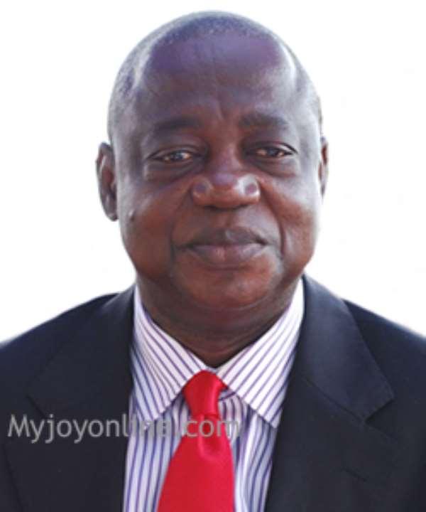 Dr. Benjamin Kumbuor, Minister of Health