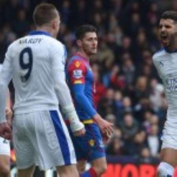 Prem: Leicester extend lead, Arsenal win