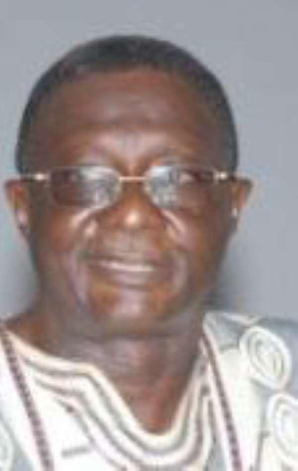Nii Armah Ashitey, Greater Accra Regional Minister