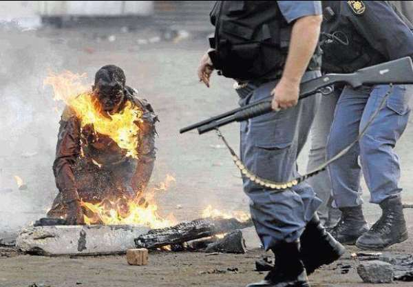 'South African Killings Is Wake- Up Call'