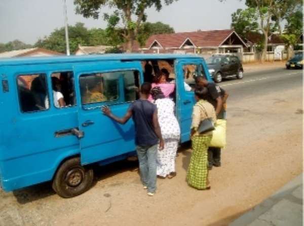 Transport operators increase fares by 10%