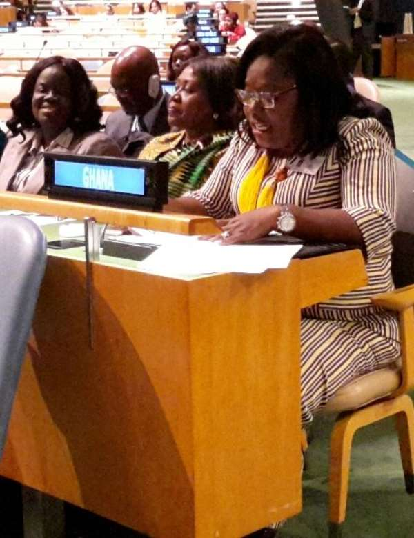 UN calls for step up for gender equality