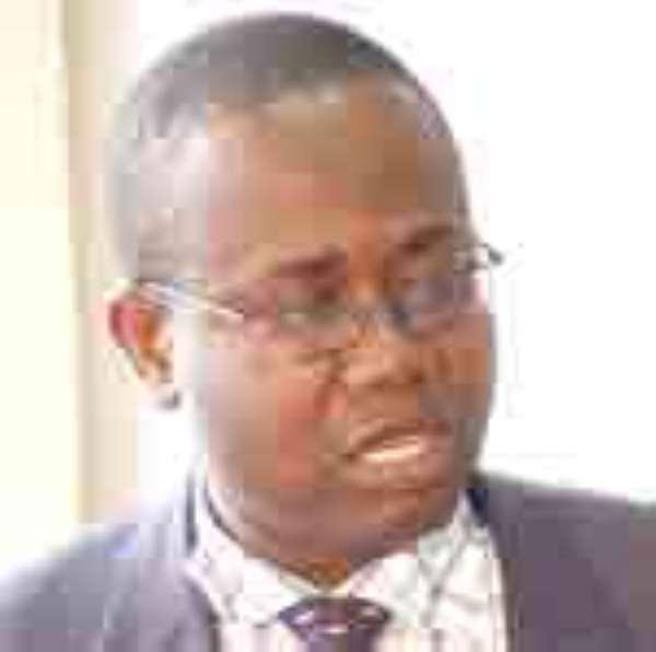 Kwasi Nyantakyi, GFA President