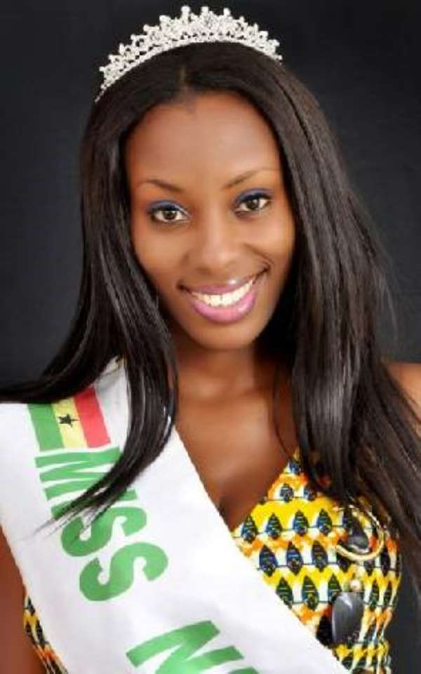 Amadi Jennifer Enuolare Wins Miss Nigeria Ghana Beauty Contest